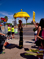 MARCH AGAINST MONSANTO TEMPE 2014
